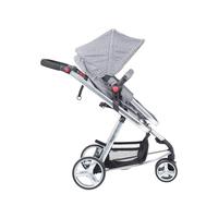 Carrinho De Bebê Safety 1st Travel System Mobi TS Cinza