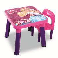 Mesa Barão Toys com Cadeira Barbie