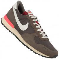 3a95fe1e85e9f Tênis Nike Air Vortex Vintage Masculino Marrom Escuro