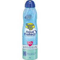 Protetor Solar Banana Boat Aqua Protect Ultra Defense Spray Contínuo FPS 50 177ml