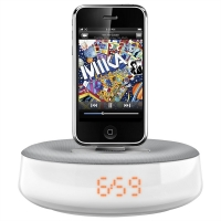 Dock Station Philips 4W RMS para iPhone e iPod DS1100