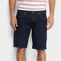 Bermuda Jeans Hurley One&Only Masculina - Masculino