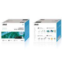 Gravador DVD Interno Asus 24x SATA DRW-24F1MT