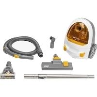 Aspirador de Pó WAP Ambiance Turbo Bagless 1600W Branco e Laranja 220V