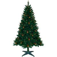 Árvore Decorada com Frutinhas Christmas Traditions 1,8m
