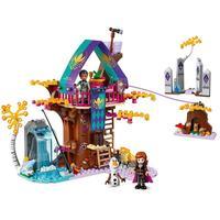 Lego Disney Frozen 2 Playset Casa Da Arvore Encantada 41164