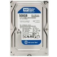 HD Interno Nacional Para Desktop Western Digital WD5000AZLX Blue 500GB 32MB 7200rpm
