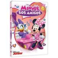 DVD - Minnie: S.O.S Amigos