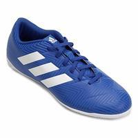 Chuteira Futsal Adidas Nemeziz 18.4 IN - Azul - 42 4ceef46eff3d4