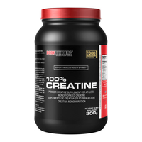Suplemento BodyBuilders 100% Creatine 300g