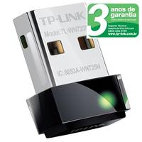 Nano Adaptador TP-Link Wireless USB TL-WN725N 150Mbps