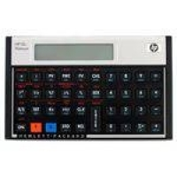 Calculadora Financeira Hp-12c Portugues Platinum