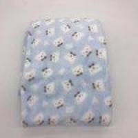 Manta Soft Microfibra Coelhinho Azul - Baby Joy Ref