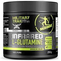 Infrared L-Glutamina250G Military Trail Midway