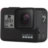 Câmera Digital GoPro Hero 7 Black 4K CHDHX-701-LW - Resolução 12.1MP, Abertura F/5.6, Vídeo 60Fps