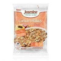 Granola Jasmine Grain Flakes Diet Castanhas e Frutas Tropicais 250g