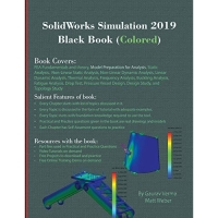 SolidWorks Simulation 2019 Black Book (Colored)