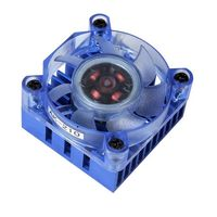 Cooler para Chipset AKASA AK-210 LED Azul