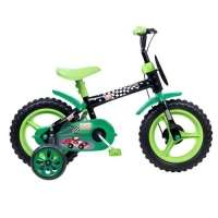 Bicicleta Infantil Radical Black Aro 12 Verde