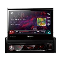 DVD Automotivo Pioneer AVH-3180BT Tela LCD 7 Retrátil Touch 23 Watts