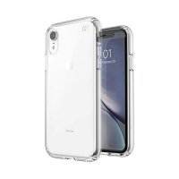 Speck Capa Presidio Clear para iPhone X, Transparente