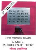 O Que e Metodo Paulo Freire-Col.Prim.Passos