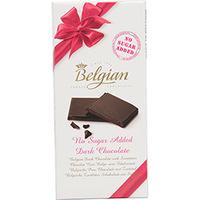 Chocolate Belgian Dark Sem Adição de Açúcar 100g