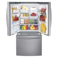 Refrigerador Samsung RF220ECTAS8/AZ French Door Ibaci 547 Litros Inox Look
