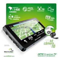 Navegador GPS 4.3'' Multilaser GP035
