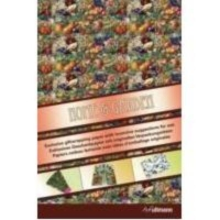 HOME & GARDEN - EXCLUSIVE GIFTWRAPPING PAPER WITH INVENTIVE SUGGESTIONS FOR USE