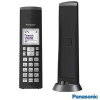 Telefone sem Fio Panasonic com Identificador KX-TGK210LBB
