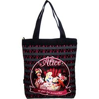 Totebag Pacific Alice In The Book