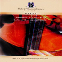 The Royal Philharmonic Orchestra - Symphonies 102 e 104