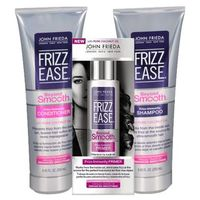 Kit Shampoo + Condicionador + Primer John Frieda Frizz Ease Beyond Smooth Frizz Immunity