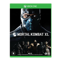 Mortal Kombat XL Xbox One Microsoft