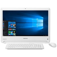 Computador All In One Positivo Union US8565 i5-5200U 4GB 1TB 2.7GHz 23.6 Windows 10 Branco
