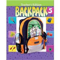 Backpack Teacher's Book 5