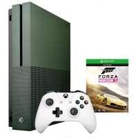 Console Xbox One S 1tb Military + Forza Horizon 2