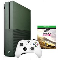 Console Xbox One S 1tb Military + Forza Horizon 2