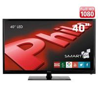 Smart TV LED 40 Philco PH40R86DSGW com Conversor Digital