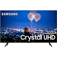 Smart TV 4K Samsung 50 TU8000, UHD, 3 HDMI, 2 USB, Wi-Fi Integrado