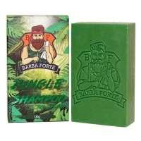 Barba Forte Shampoo Em Barra Jungle 130g