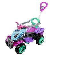 Quadriciclo Infantil Maral Rosa 3111