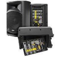 Kit Portátil Com Mixer E 2 Caixas Skp Sk210ma