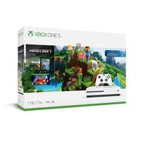 Console Xbox One S Microsoft 1TB Minecraft