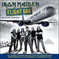 Iron Maiden - Flight 666 - The Original Soundtrack (2 CDs)