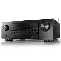 Receiver Denon Avr-S750h 7.2Ch 4K Uhd Hdr10 Dolby Atmos Bluetooth Usb Wifi Preto/110V