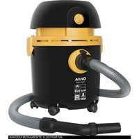 Aspirador de Pó e Água Arno H3P0 1.400W Preto e Amarelo