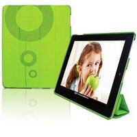 Case para iPad 2 Youts iSmart Couro Verde