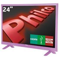 TV LED 24'' Philco PH24E30DR Conversor Digita